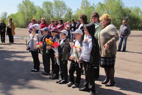 8 мая 2014 года в Протасово.