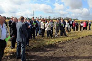 «День поля кукурузы и подсолнечника» в Дубовицком.