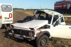 В Губкино столкнулись ВАЗ-2109 и ВАЗ-21213.