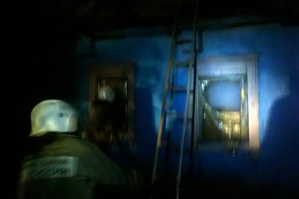 Спасатели МЧС России по Орловской области ликвидировали возгорание в Малоархангельском районе.