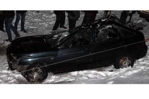 Автомобиль после ДТП 10.01.2015.