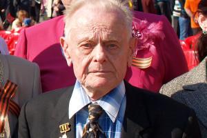 Фронтовик-орловец Иван Гуцев.
