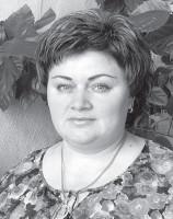 Елена Ивановна Паршикова.