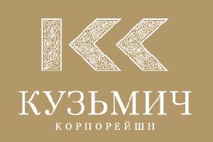 Логотип компании КУЗЬМИЧ КОРПОРЕЙШН.
