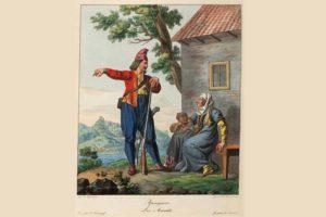 Арнауты (греческие албанцы). 1800 год.