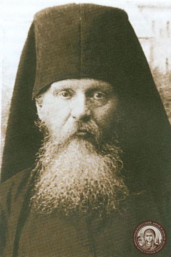 Отец Агафодор (Буданов).