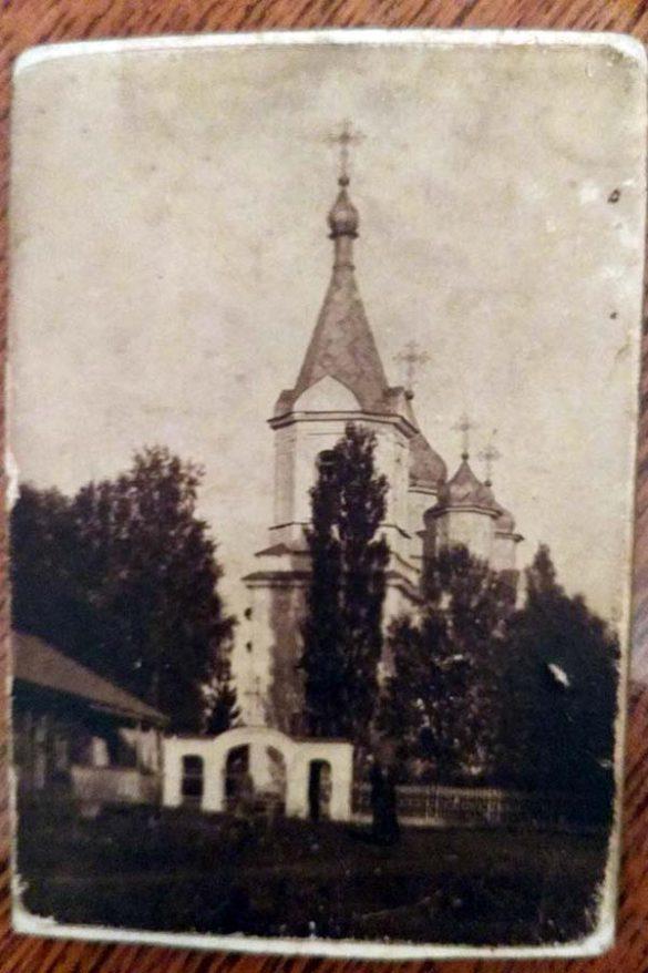 Димитриевская церковь.