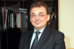 Уполномоченный по защите прав предпринимателей в Орловской области Евгений Лыкин.