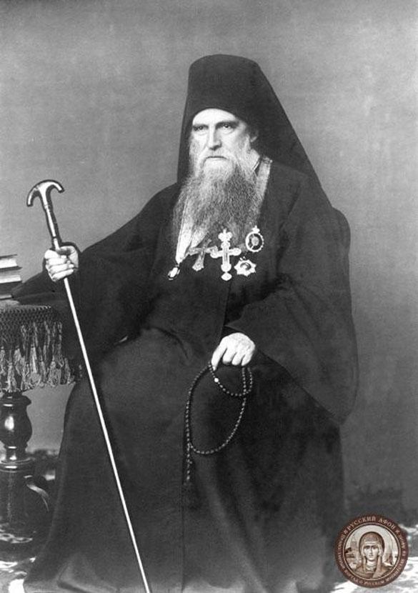 Великий игумен и старец Макарий (Сушкин).
