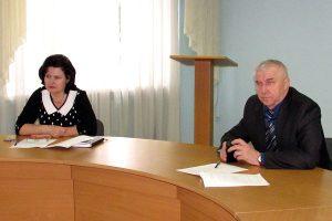 Заседание оргкомитета по подготовке и проведению празднования «Проводы зимы».