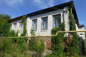 Малоархангельск: новое здание военкомата на старом фундаменте.