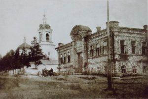 Вознесенский собор Малоархангельска.