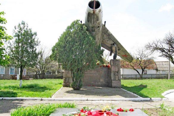 Мемориальный комплекс в селе Старая Ласпа