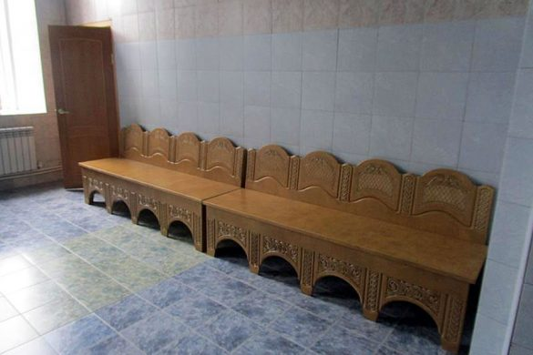 В Покровском храме села Архарово