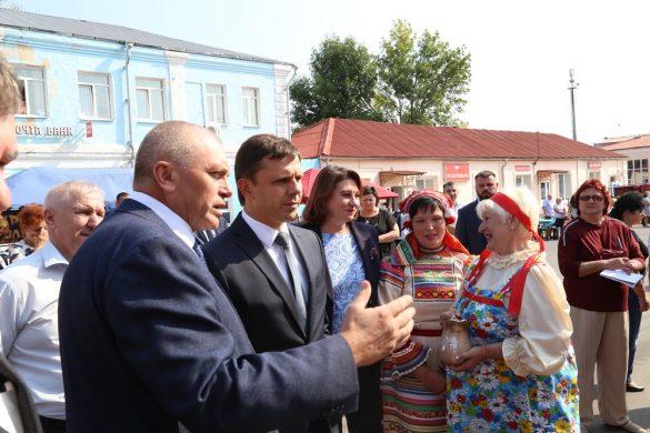 День Малоархангельска и Малоархангельского района — 2019