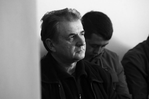 """На презентации книги Александра Полынкина """"Малоархангельские истории"""""""