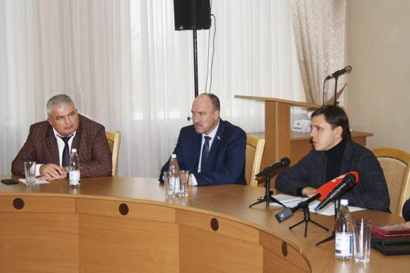 На районном Совете народных депутатов