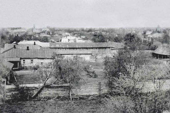 Подсобные (хозяйственные) помещения Малоархангельской тюрьмы