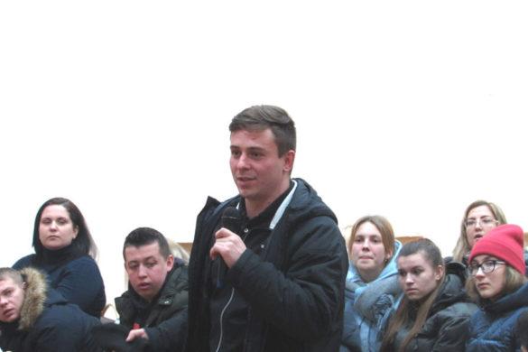 Встреча с молодежью Малоархангельского района