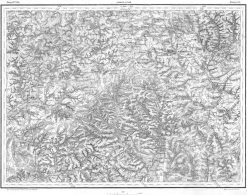 Карта Шуберта