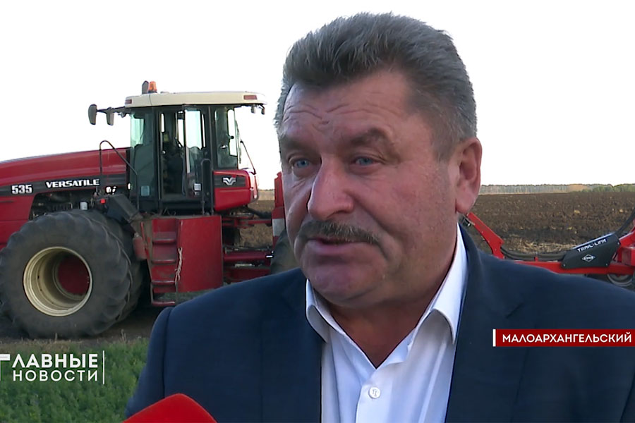 Борис Волков, генеральный директор ООО Дубовицкое.