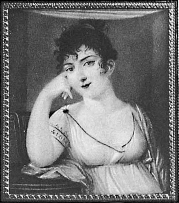 Елизавета Михайловна Ермолова (урождённая Голицына)