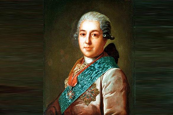 Михаил Михайлович Голицын